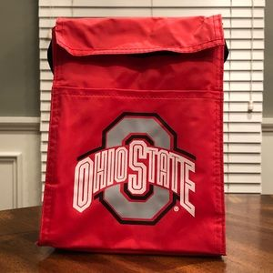 Other - Koozie lunch bag with Ohio State logo